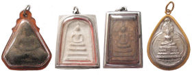 Rent your personal Thai amulet to be blessed in life